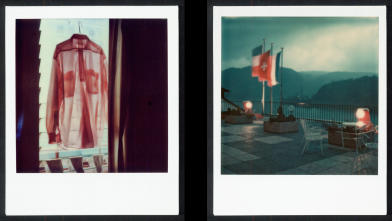 Like Sunlight Coming Through the Clouds: 30 Years of Polaroid Photography by Robby Müller