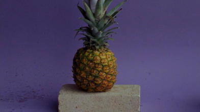 Accent Grave on Ananas
