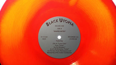 Black Utopia LP & Blackout Artist Tour