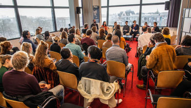 IFFR Pro Panel - Thrive and Survive – How to Build and Sustain a Career as a Filmmaker & Curator