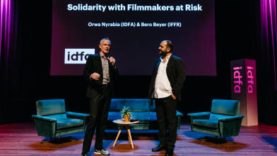 Call to Action: Support for Filmmakers at Risk