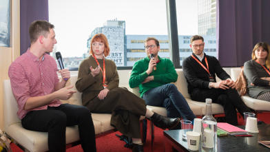 IFFR Pro Panel - Marketing, Publicity and Social Media - Maximise the potential of your film