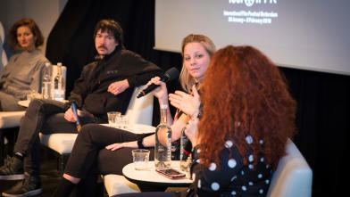 IFFR Pro Panel - Tapping the Source: Exploring the Composer/Filmmaker Collaboration