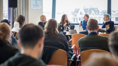 Pro Hub Panel: Maximise the International Potential of Your Film and Reach an Audience