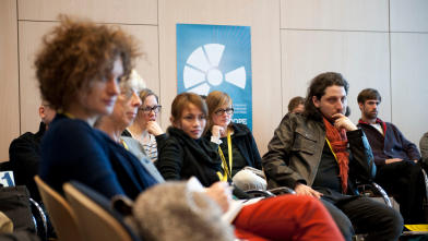 IFFR Pro Panel - Make the most of the festival - the one stop panel for filmmakers at IFFR